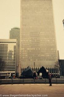 The World Trade Center Plaza, ca. 1998