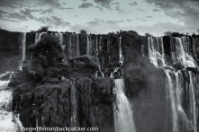 """Dramatic Entrance"" Iguazu Falls, May 2008."