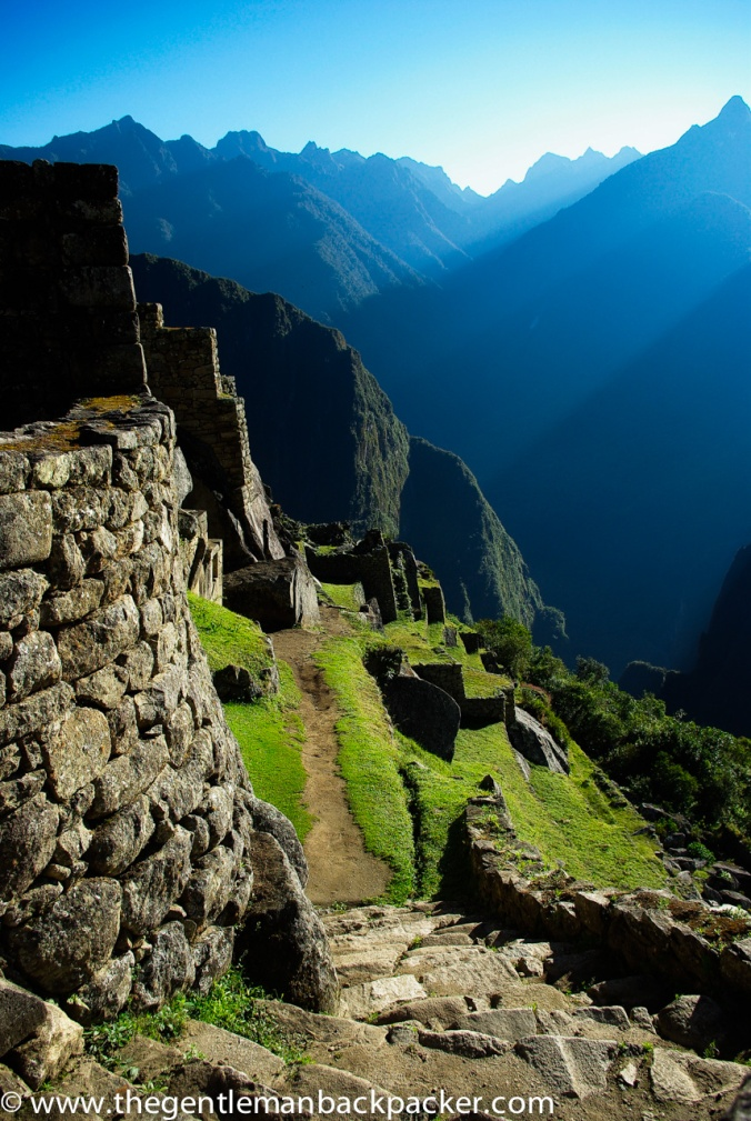 Machu Picchu without people- not just a dream